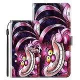 Klapphüllen für Oppo R9 Plus/Oppo F1 Plus Schutzhülle Mit Magnetverschluss Flip Etui Lederhülle Handytasche Oppo F1 Plus/Oppo R9 Plus Hülle Klappbares Leder Brieftasche,Katze Muster-1