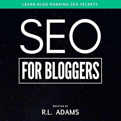 SEO for Bloggers  By  cover art