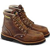 Thorogood メンズ 1957シリーズ – 6インチ モックトゥ、MAXWear90 防水安全つま先ブーツ US サイズ: 10 カラー: ブラウン