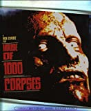 HOUSE OF 1000 CORPSES NEW BLU-RAY