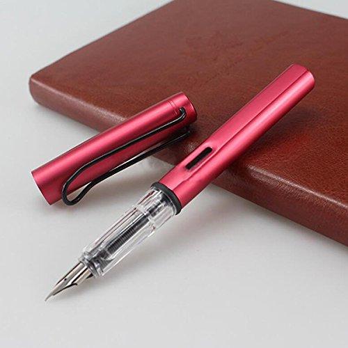 Gulin Pen Nizza Geschenk 0,5 mm Fountain Stationery Lamy Al-Star Geschenke Classics Ink Pen
