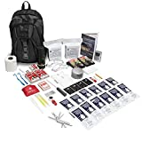 Emergency Zone The Essentials Complete Deluxe Survival 72-Hour Kit, Prepare Your Family for...
