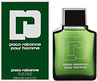Paco Rabanne Pour Homme - Perfume for Men, 200 ml - EDT Spray