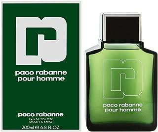Paco Rabanne Pour Homme Eau de Toilette Spray for Men, 200 ml