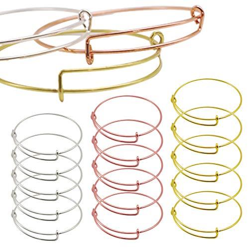 20 best bracelet wire silver for 2021