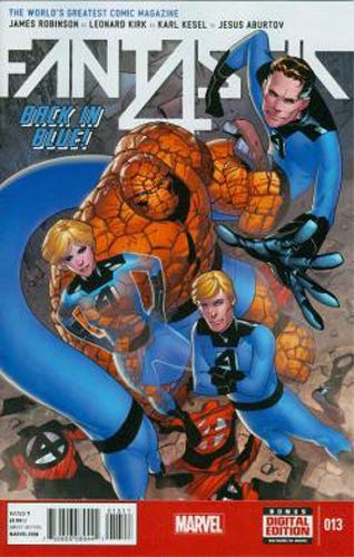 Marvel saga v2 09 : fantastic four - la fin 1/2