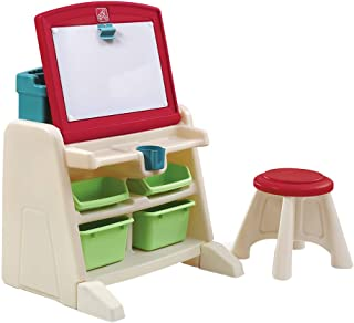 Step2  Flip and Doodle Desk with Stool Easel