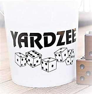 yardzee vinyl decal