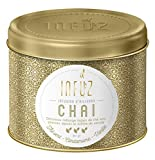 Infuz – Chai – Thé en vrac – Voyage en terres indiennes – Thé vert, cardamome & vanille – 80g
