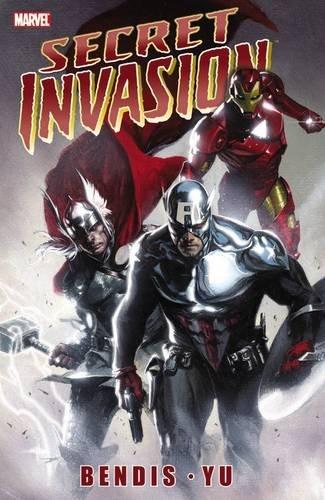 Top secret invasion for 2021