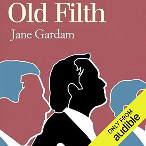 Old Filth audiobook cover art