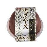 遠藤製餡 大人のチョコムース生ようかん 85g