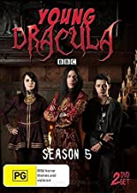El jovencito Drácula / Young Dracula (Season 5) - 2-DVD Set ( Young Dracula - Season Five ) [ Origen Australiano, Ningun Idioma Espanol ]