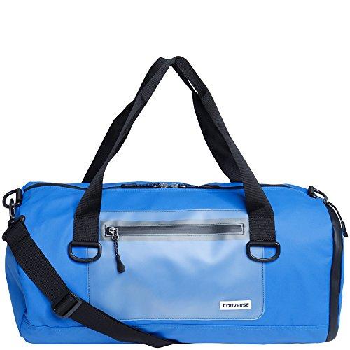 Converse Translucent Rubber Duffel Bag Sporttas, Zwart, One Size