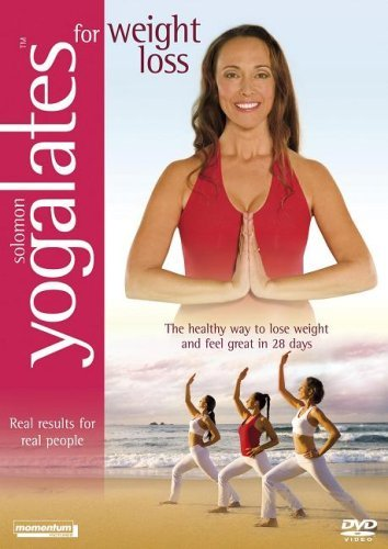 Yogalates for Weight Loss [DVD] [Reino Unido]