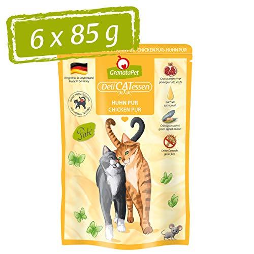 DeliCatessen Huhn PUR, 6er Pack (6 x 85 Grams)