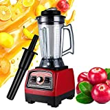 Blender,Power Commerical High-Speed Blender Mixer Juicer Food Smoothies Ice Cream Maker Mixer...