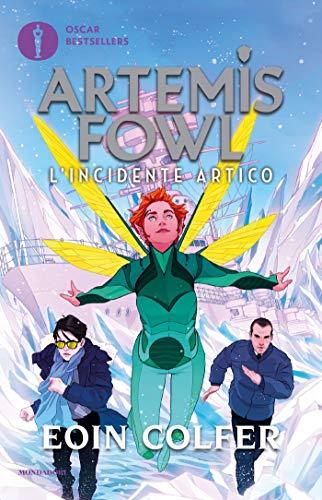 Artemis Fowl 2 libro