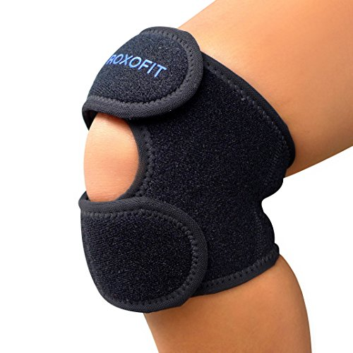 Dual Knee Strap for Chondromalacia Patellae Runner's Knee Osgood–Schlatter Meniscus Tear - Patellar Tendon Support Brace for Working Out Running Arthritis Pain Men Women - Patella Stabilizer