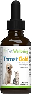 throat gold for dogs ingredients