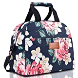 BALORAY Lunch Bag for Women Lunch Cooler Bag with Shoulder Strap Insulated Lunch...