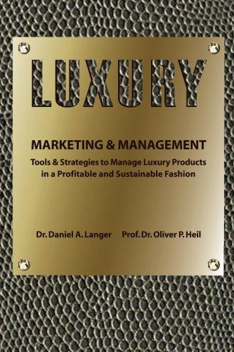 Luxury Marketing & Management