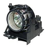 Aurabeam Economy Lámpara de Remplazo para Proyector Hitachi CP-S235 con Carcasa