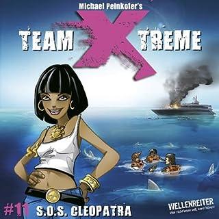 S.O.S. Cleopatra     Team X-Treme 11              Autor:                                                                                                                                 Michael Peinkofer                               Sprecher:                                                                                                                                 Jannik Schümann                      Spieldauer: 46 Min.     3 Bewertungen     Gesamt 5,0