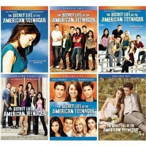 The Secret Life of the American Teenager: Volumes 1-7 (2012) by Shailene Woodley Molly Ringwald
