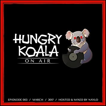 Hungry Koala On Air 003