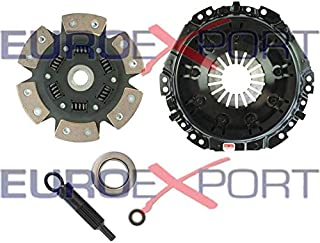 Competition Clutch Kit for Toyota 3TC 2TC 3TG 2TG TRUENO Corolla Stage 4 6 Puck Sprung 16042-1620