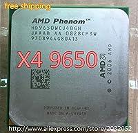 Phenom X4 9650 (HD9650WCJ4BGH) CPU 2.3 GHz Quad Core Socket AM2+ 9650 can work