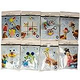 Kit de modelado, tapas para bolígrafos de insectos, plastilina sedosa, juego creativo