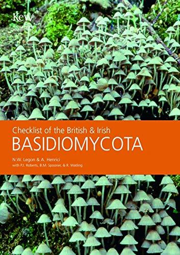 Checklist of the British & Irish Basidiomycota