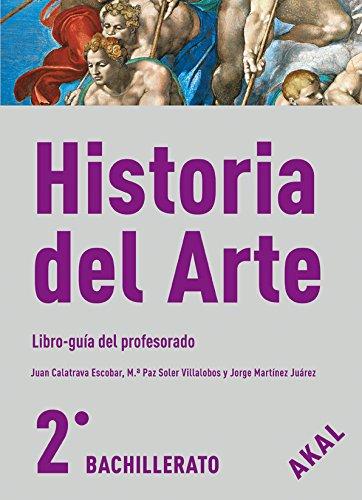 Historia del Arte 2 Bach, Enseñanza Bachillerato: 80