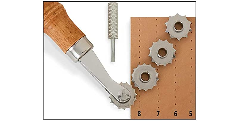 Tandy Leather Craftool? Spacer Set 8091-00