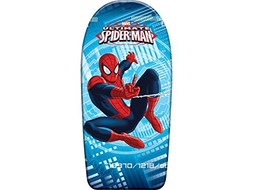 Mondo - 061017 - Jeu De Plein Air - Body Board 84 Cm - Spiderman