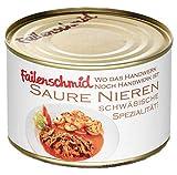 Saure Nieren – Saure Nierle sind eine Schwäbische Spezialität – servierfertiger 3er Pack (3 Dosen á 400g)