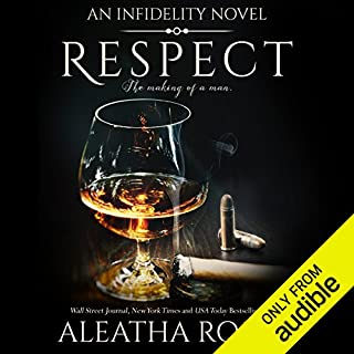 Respect audiobook cover art
