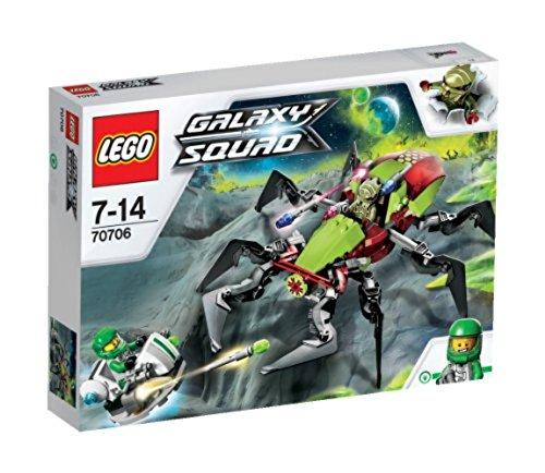 LEGO Galaxy Squad 70706 - Weltraum-Krabbler