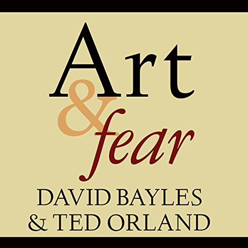 Art & Fear audiobook cover art
