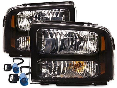 03 ford f350 harley headlights - 2