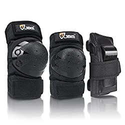 JBM Knee Pads Review - Protective Gear Set in 2020 1