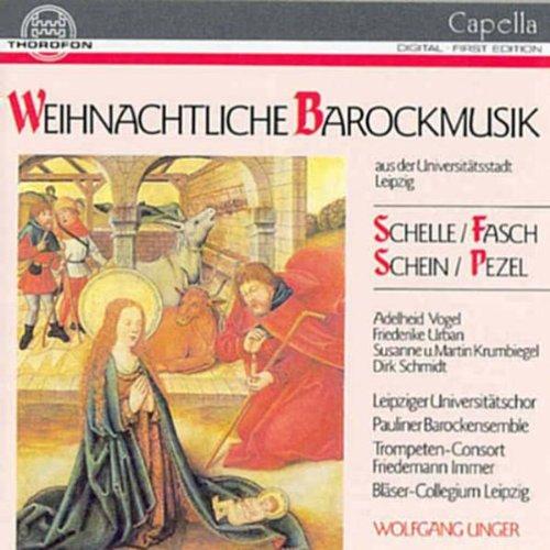 Weihnachtliche Barockmusik aus der Universitätsstadt Leipzig