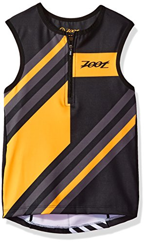 Zoot Sports Unisex Protege Tri Top 12 Jahre Racing Stripe