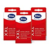 Ritex XXL Kondome, Extra groß, 24 Stück, Made in Germany