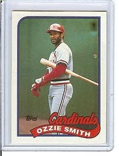 1989 Topps #230 Ozzie Smith [Misc.]