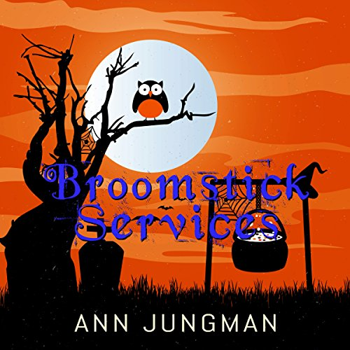 Broomstick Services audiobook cover art