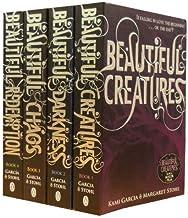 Beautiful Creatures Collection Kami Garcia Margaret Stohl 4 Books Set (Beautiful Darkness, Beautiful Creatures, Beautiful ...