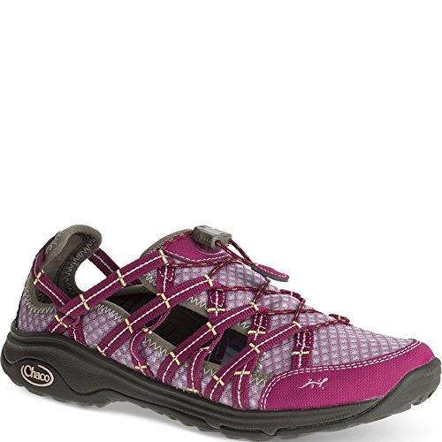 Chaco Women's Outcross EVO Free, Malbec, 10.5 M US